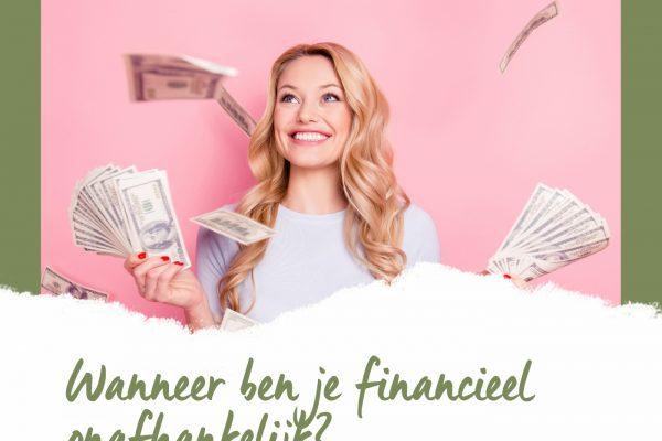 #5: Wanneer ben je financieel onafhankelijk?